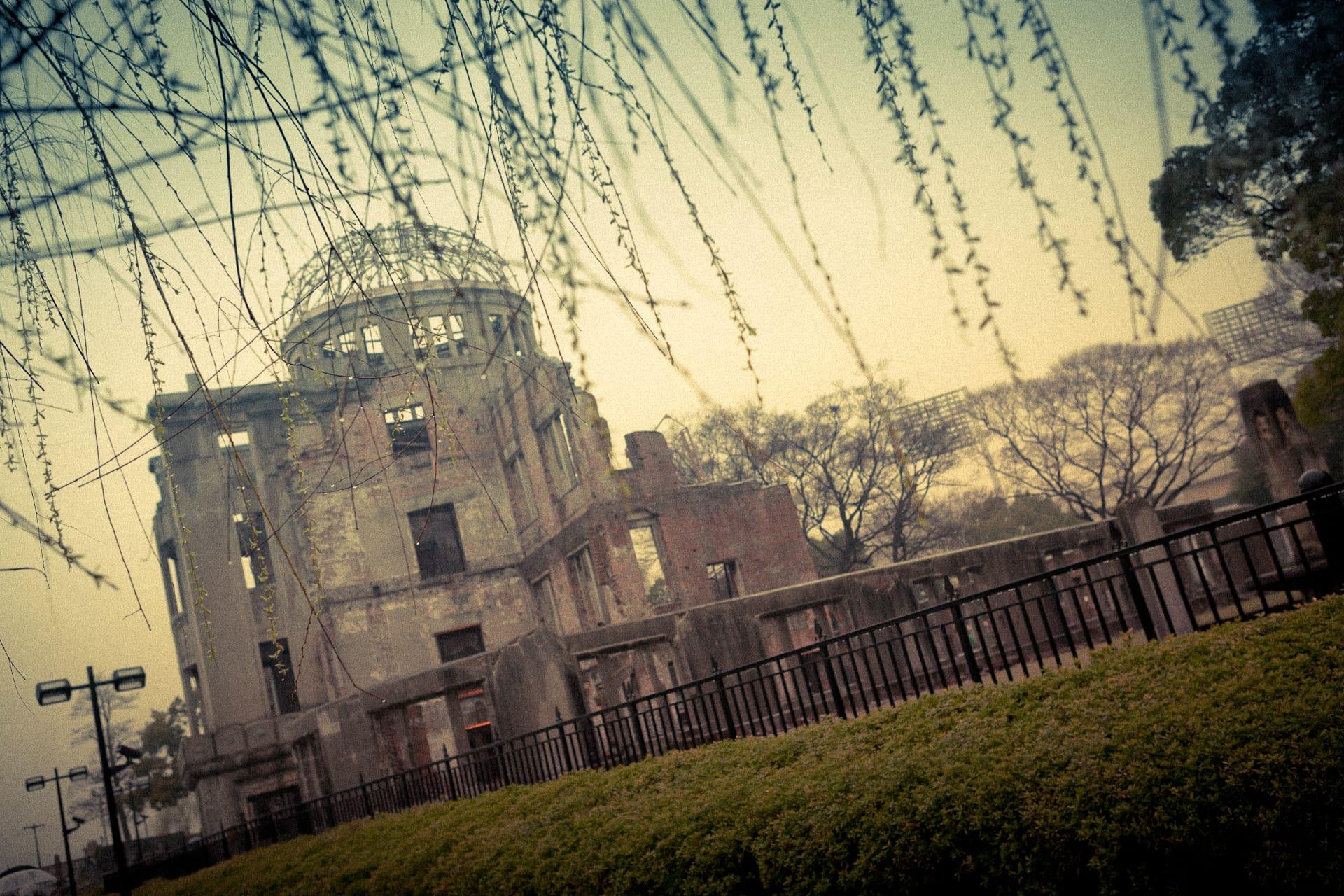 Hiroshima Peace Memorial - Alik Griffin