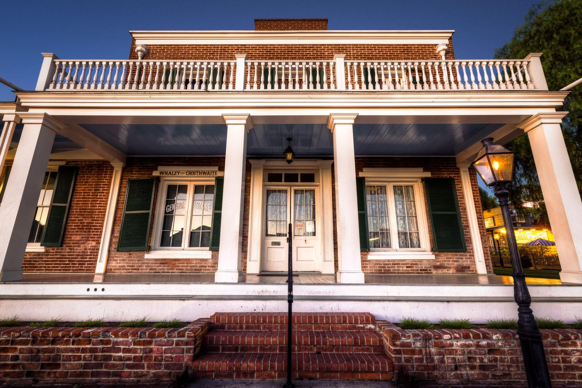 Whaley House, Old Town, San Diego