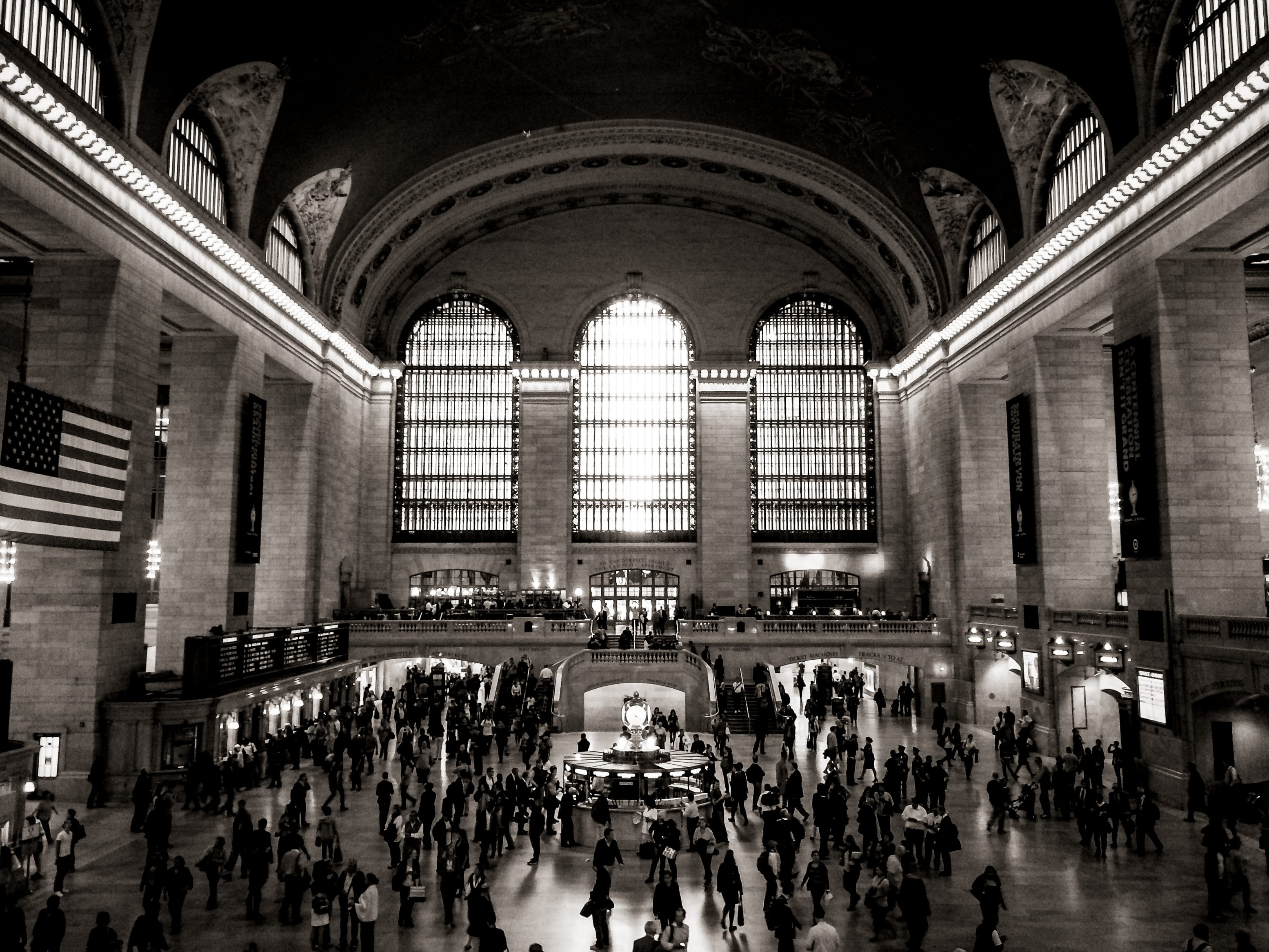 iPhone 5s - Grand Central Station