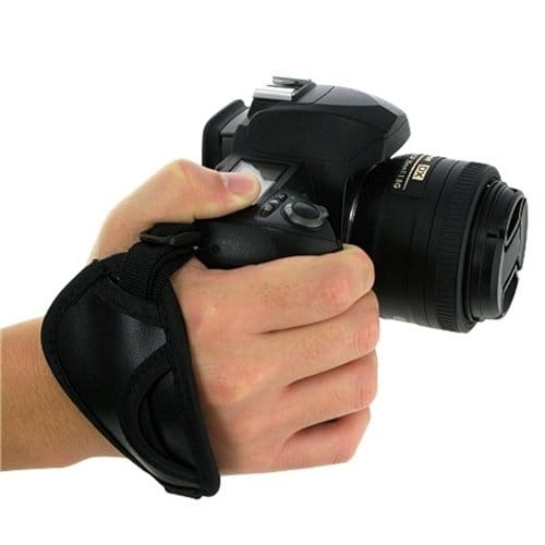 Hand Strap, Tips for Photographers