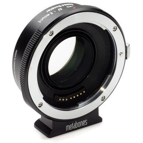 Metabones Speed Booster - Rolling Shutter