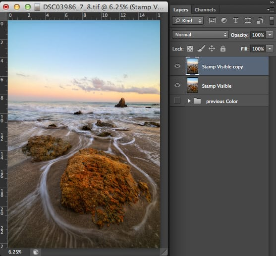 Sharpen with High Pass Filter in Photoshop