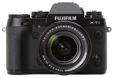 Fujifilm X-T1 Crystal Clear Screen Protector