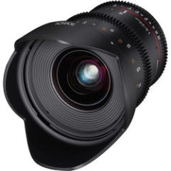 Rokinon 20mm T1.9 Cine DS Lens for Sony E Mount