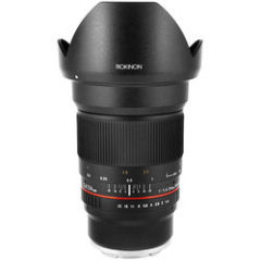 Rokinon 24mm f1.4 ED AS IF UMC Lens for Sony E Mount