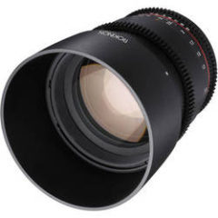Rokinon 85mm T1.5 Cine DS Lens for Sony E-Mount