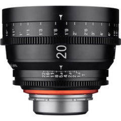 Rokinon Xeen 20mm T1.9 Lens with Sony E-Mount