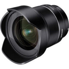 Samyang 14mm F2.8 Full Frame Auto Focus Lens for Sony E-Mount
