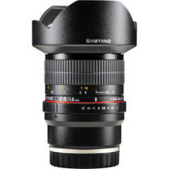Samyang 14mm f2.8 ED AS IF UMC Lens for Sony E Mount