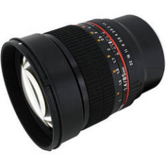 Samyang 85mm f1.4 Aspherical IF Lens for Sony E-Mount