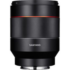 Samyang AF 50mm f1.4 FE Lens for Sony E Mount