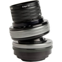 Lensbaby Composer Pro II with Edge 50 Fujifilm X-Mount