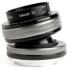Lensbaby Composer Pro II with Sweet 35 Fujifilm X-Mount