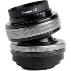 Lensbaby Composer Pro II with Sweet 50 Fujifilm X-Mount