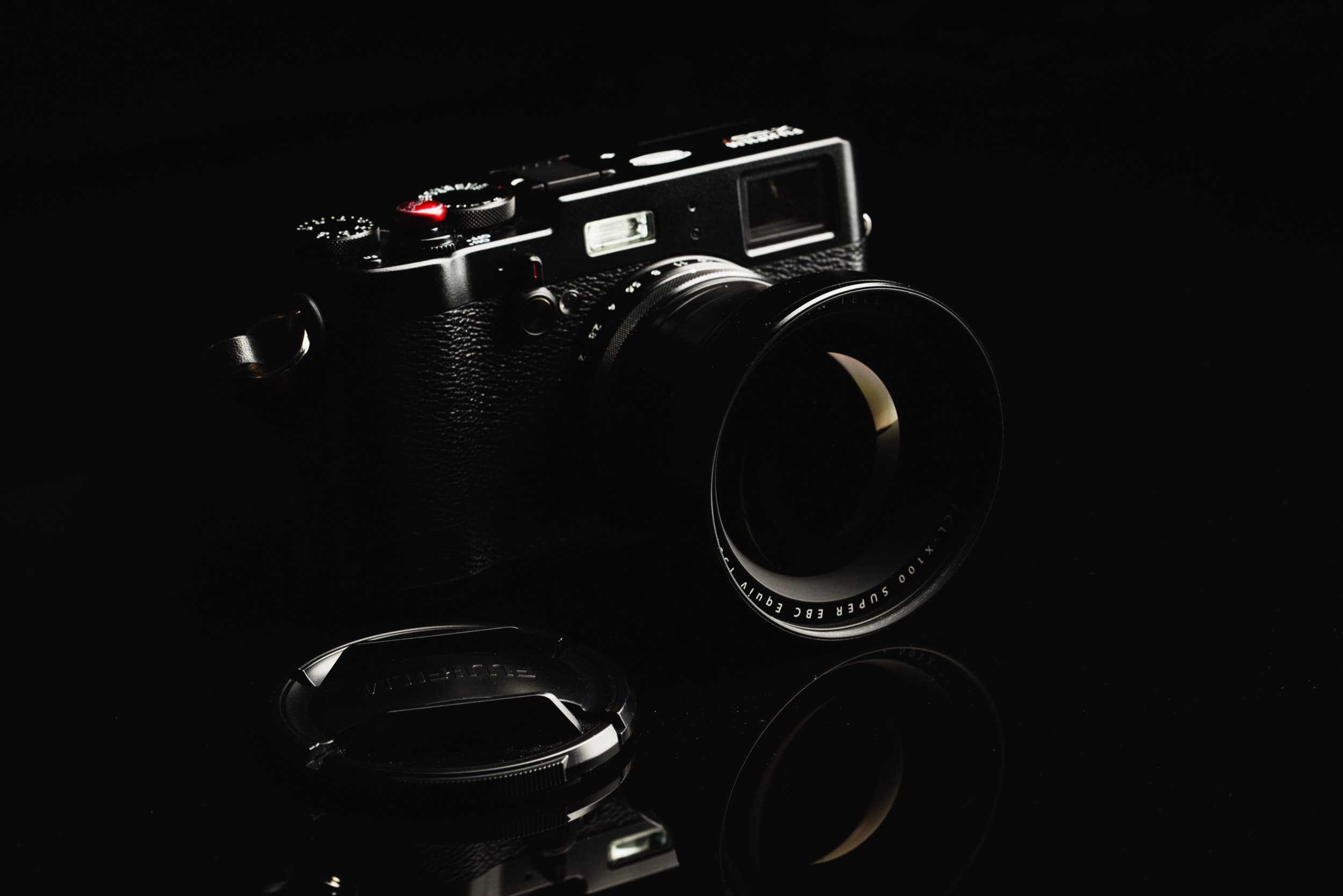 Fujifilm TCL-X100 On The X100T