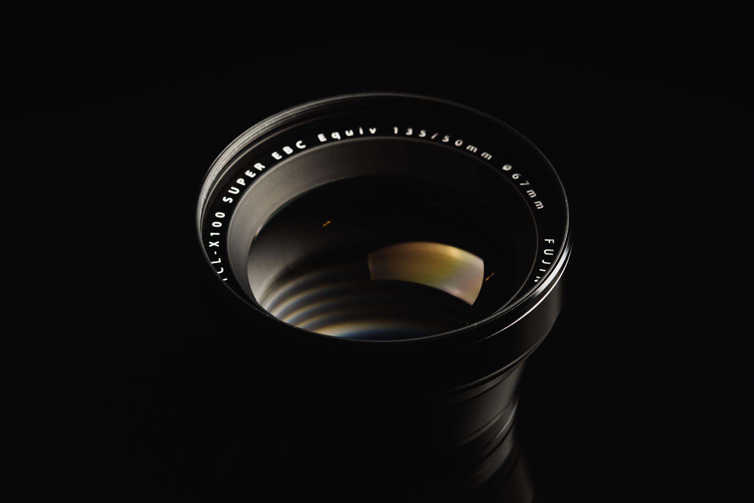 Fujifilm TCL-X100 Front View