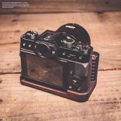 Fujifilm XT20 Case & Fujifilm XT10 Case | Wood