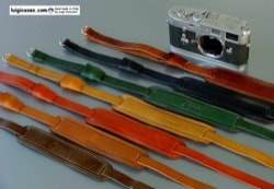 Lugicases leather camera straps