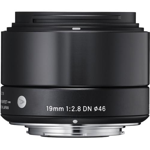 Sigma 19mm f2.9