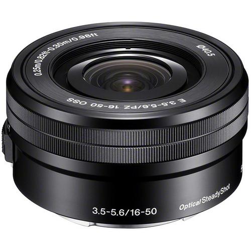 Sony 16-50mm f3.5-f5.6