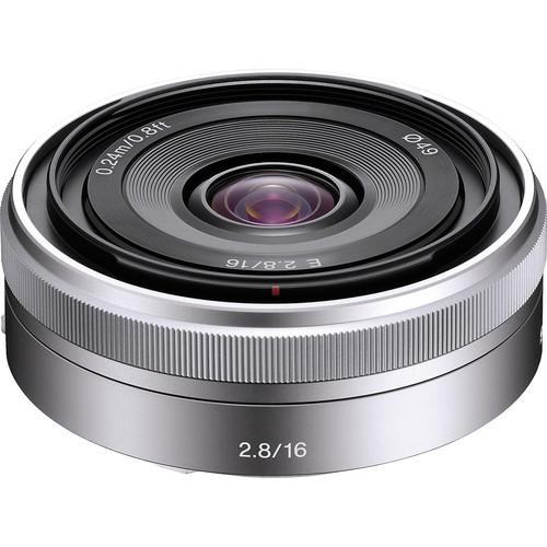 Sony 16mm 2.8