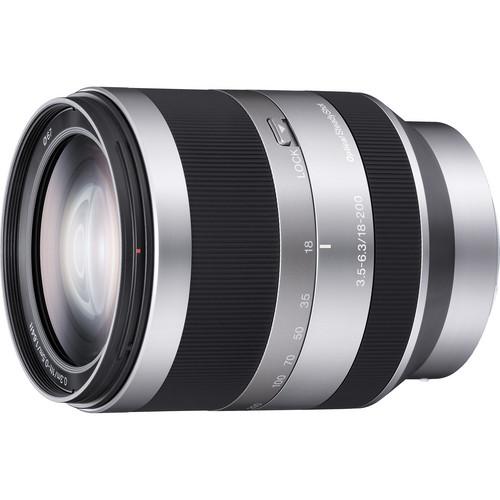 Sony 18-200mm f3.5-f6.3