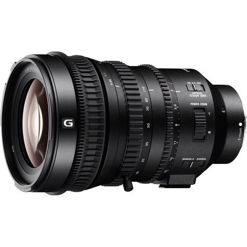 Sony 18-110mm f4