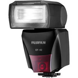 Fujifilm EF-42 Flash - No HSS