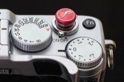 Fujifilm XT2 soft shutter release