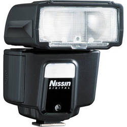 Nissin i40 HSS capable