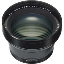 Fujifilm TCL-X100 1.4x II Conversion 50mm Equivalent