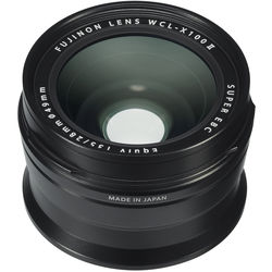Fujifilm WCL-X100 Wide Conversion Lens 0.8x 28mm Equivalent