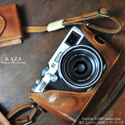 X100V Leather Case