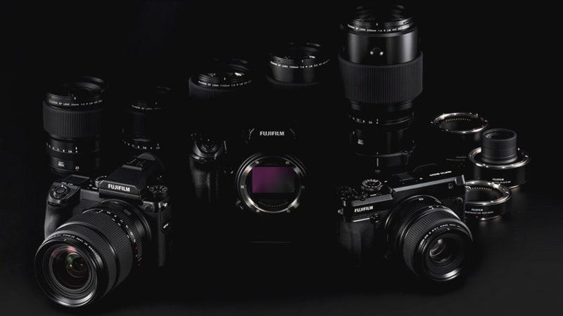Fujifilm GFX Lenses