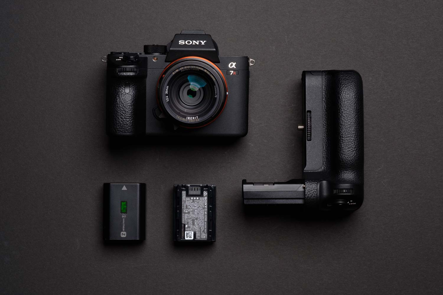Sony A7rIII With Batteries And Grip