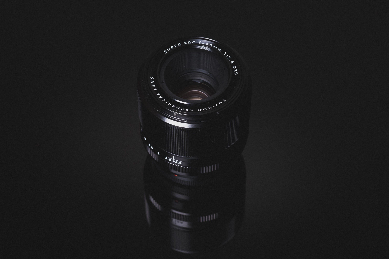 Fujinon 60mm f2.4 Macro Lens