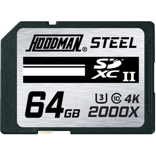 Hoodman Steel 2000x UHS-II SD Memory Card Review