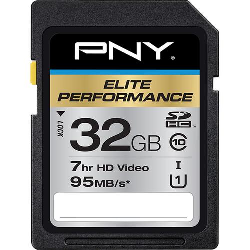 PNY Elite Performance U1 SD Memory Card Review