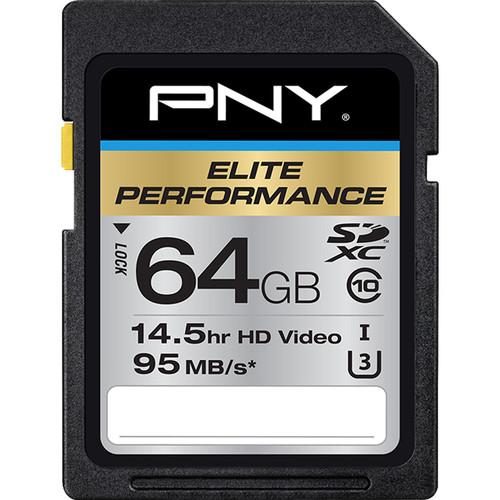 PNY Elite Performance U3 SD Memory Card Review