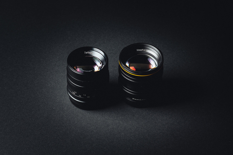 Kamlan 50mm f1.1 vs 7Artisans 55mm f1.4