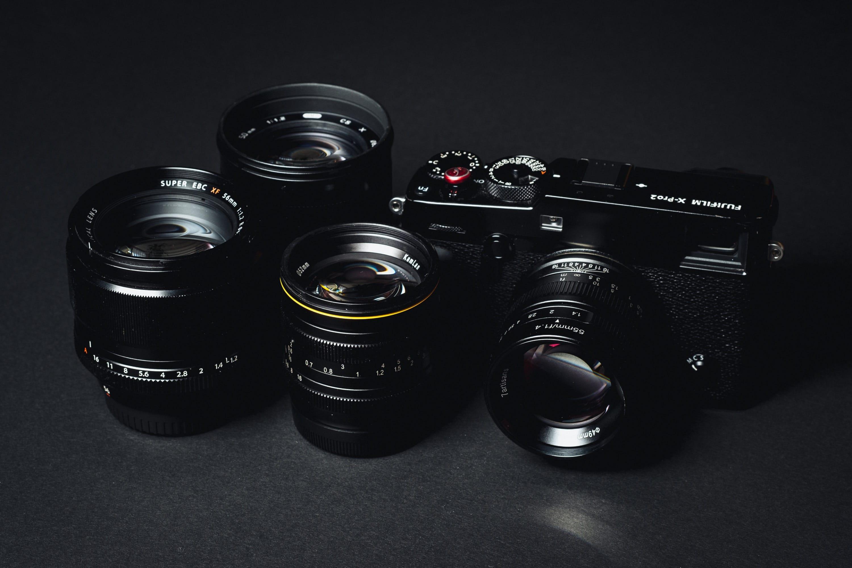 A Complete List Of Fujifilm Lenses | X-Mount - Alik Griffin