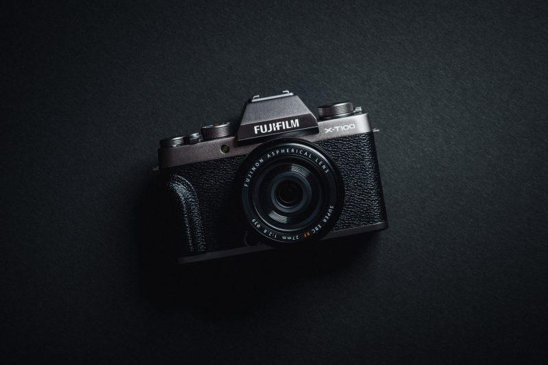 Fujifilm X-T100 First Impressions