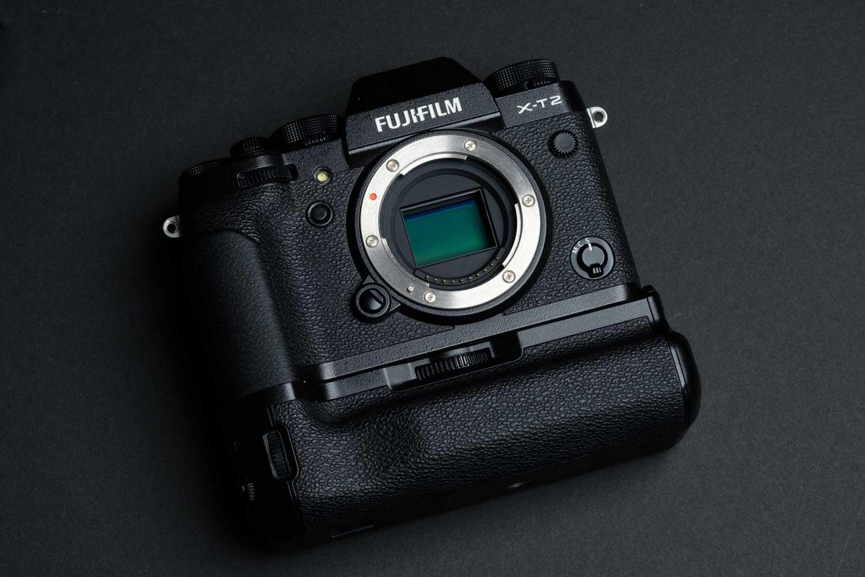 Fujifilm X-T2 VPB-XT2 Battery Grip
