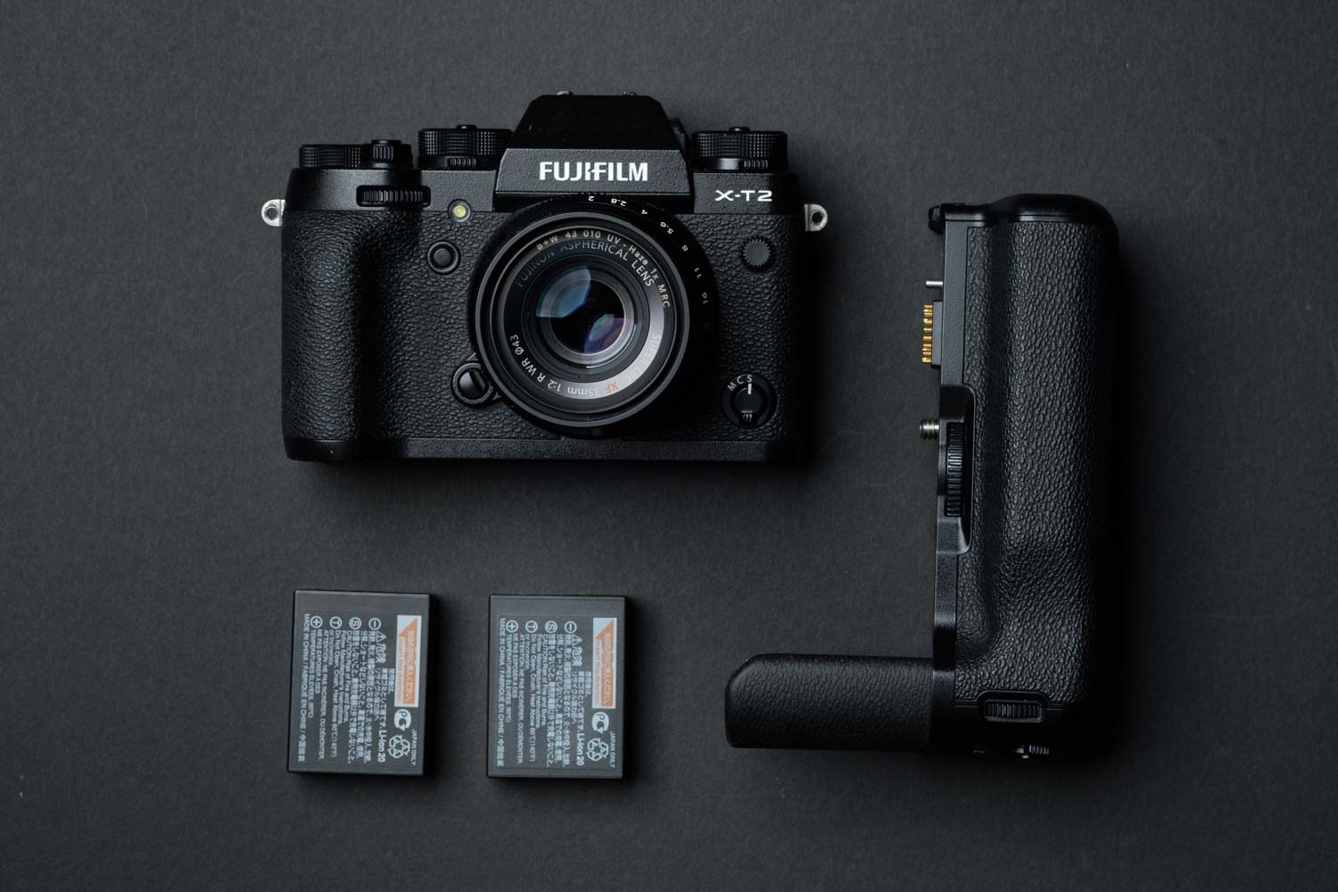Must Have Accessories Fujifilm X-T2 For 2018 - Alik Griffin