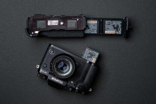 Fuji X-T2 Booster Battery Grip