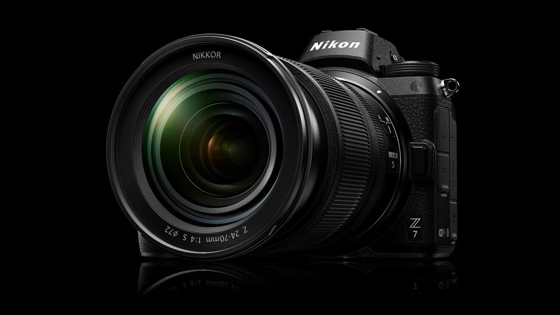 Nikon Z6 & Z7 Full Frame Mirrorless