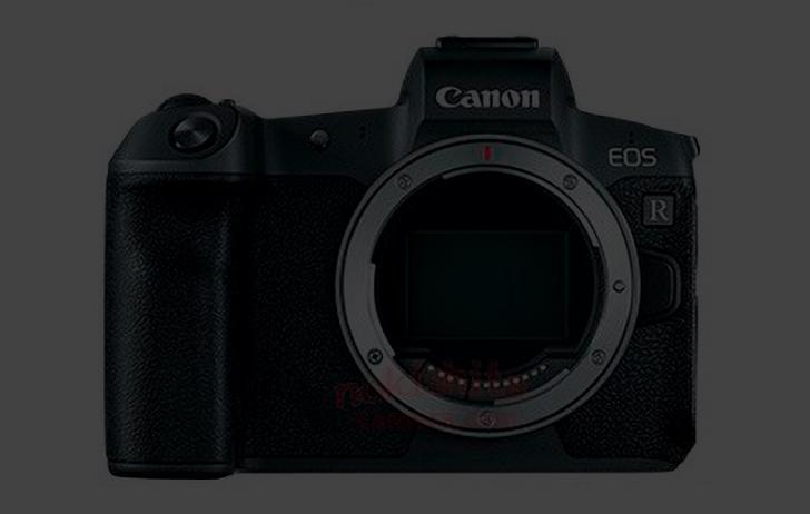 Canon EOS R Specs