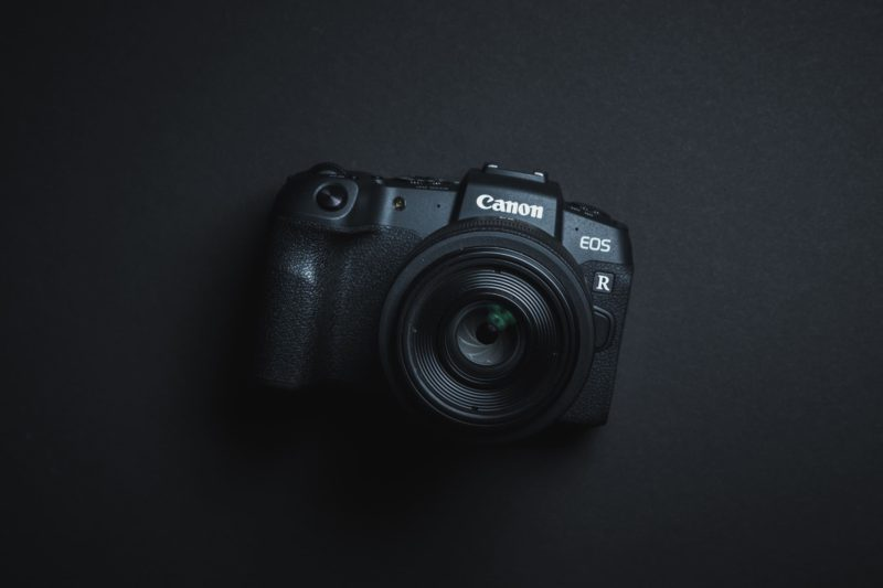 Best Memory Card Canon EOS RP