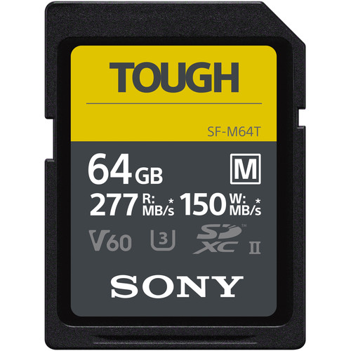 Sony Tough M