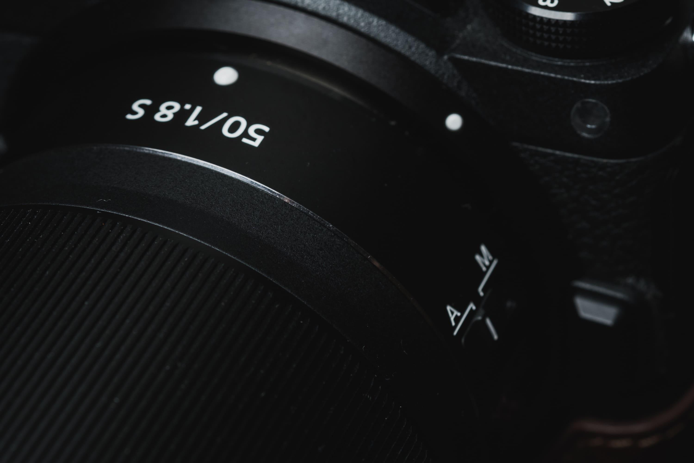 Nikon 50mm f1.8 S AF switch